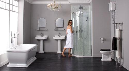 công ty vệ sinh giúp bạn vệ sinh nhà tắm sạch sẽ thoáng đãng