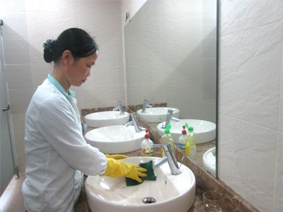 lợi ích của vệ sinh công nghiệp