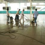 Công ty vệ sinh công nghiệp uy tín