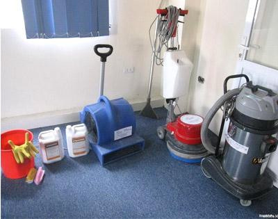 Giặt thảm sàn nhà
