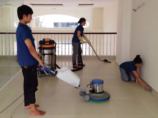 dịch vụ vệ sinh văn hộ - vệ sinh công nghiệp hà nội