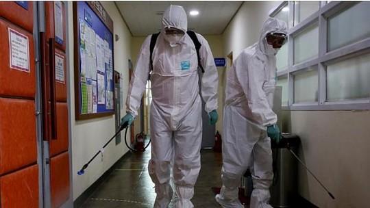 dịch vụ khử khuẩn - vệ sinh công nghiệp hà nội