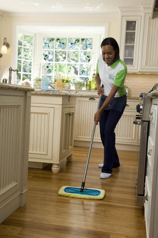 Dọn dẹp nhà bếp - vệ sinh công nghiệp hà nội