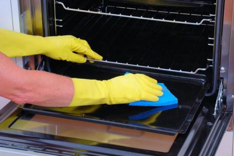 mẹo vệ sinh lò vi sóng - vệ sinh công nghiệp hà nội