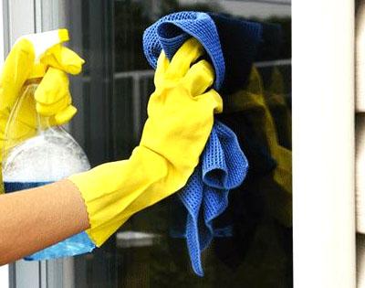 Dịch vụ lau kính - vệ sinh công nghiệp hà nội
